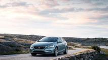 2017 Volvo V40 facelift
