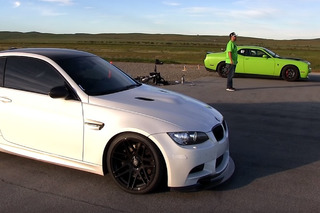 BMW M3 Coupe vs Dodge Challenger Hellcat: Can Germany Keep Up?