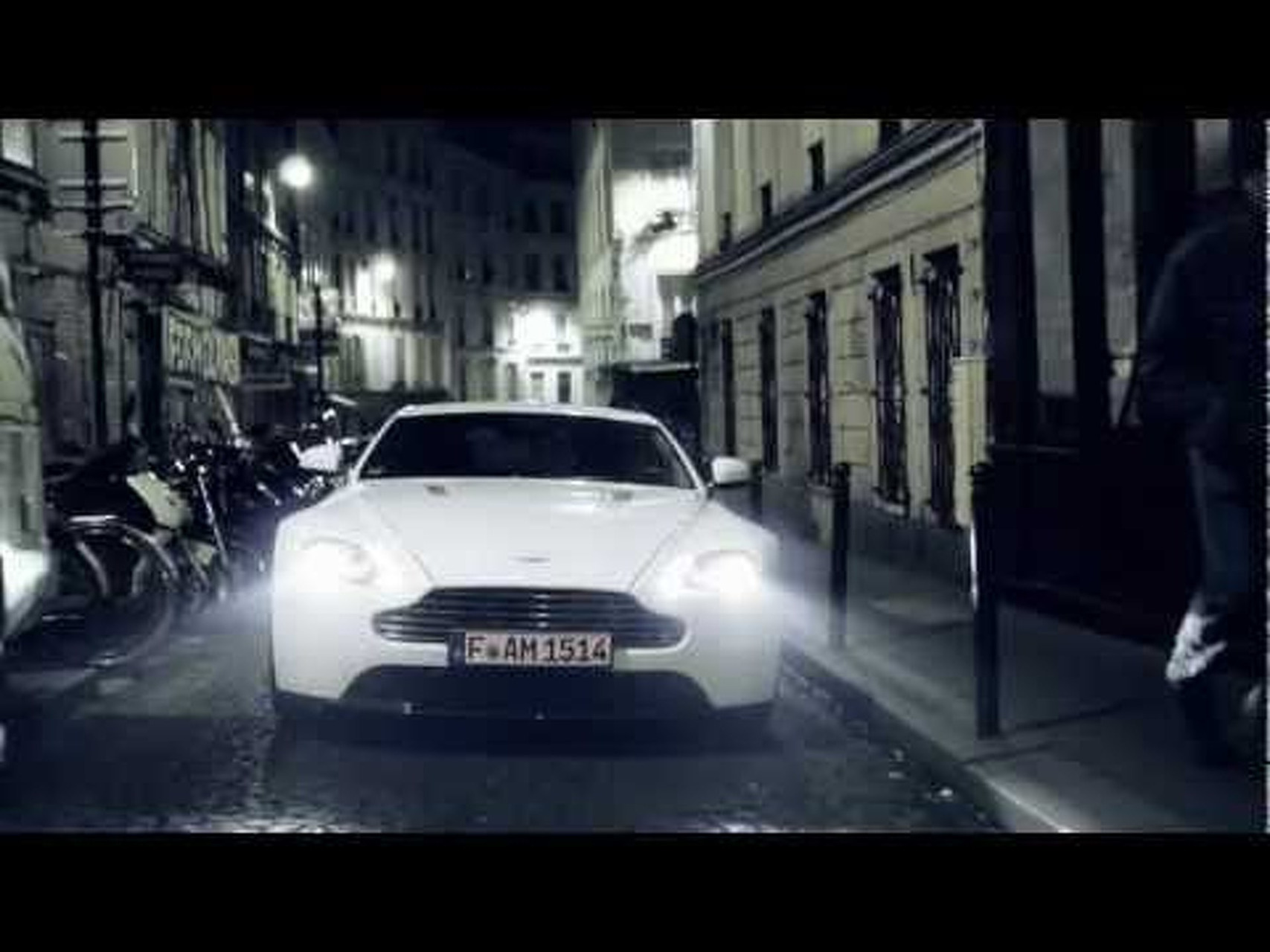 The New 2012 Aston Martin V8 Vantage