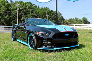 """Ford Ups the Ante with Special 727-HP """"King Edition"""