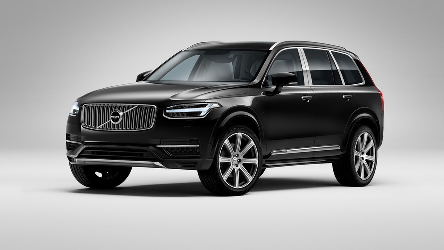 Volvo XC90 Excellence going to Geneva for Euro debut