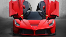 Alleged LaFerrari aka F70 image leaked - specs confirmed