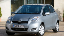 2009 Toyota Yaris Welcomes New 1.33-litre Dual VVT-i engine with Stop/Start Technology