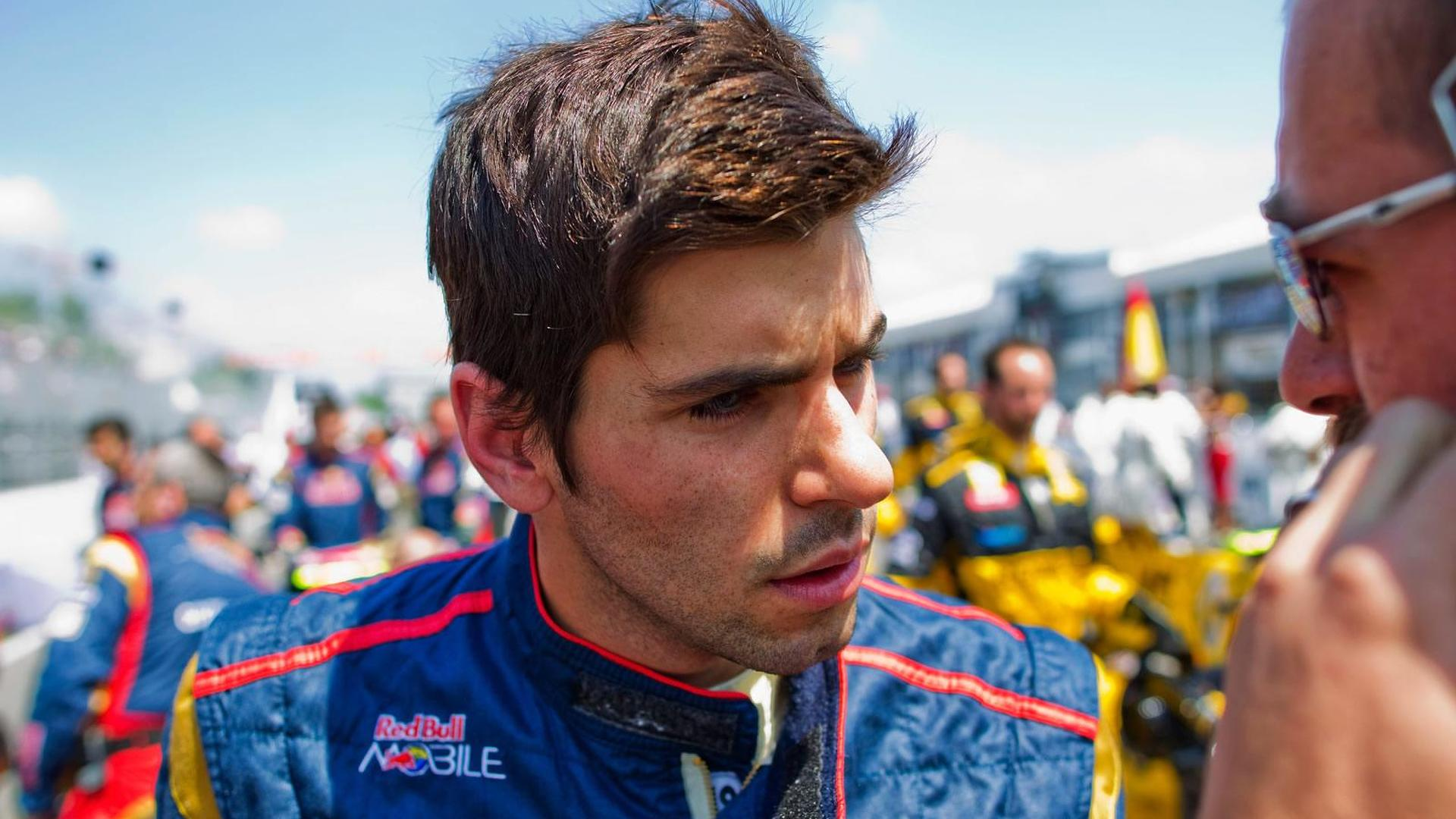Alguersuari 'sceptical' after 2011 Toro Rosso renewal