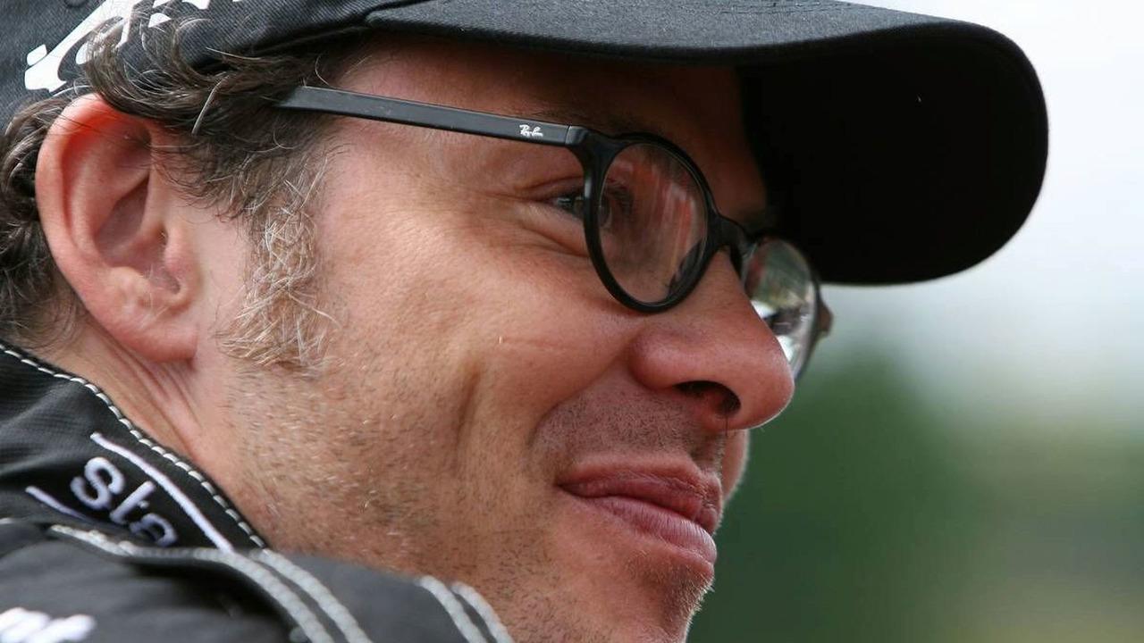 Jacques Villeneuve (CAN), Gravity Racing International, Mosler MT 900 - FIA GT - 24 hours of Spa, Belgium 25.-26.07.2009