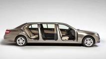 Mercedes E-Class W212 6-door stretch limousine by BINZ