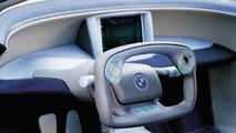 BMW concept Z22 Multifunction steering wheel 26.03.2010