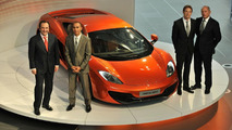 Ron Dennis addresses McLaren MP4-12C quality issues