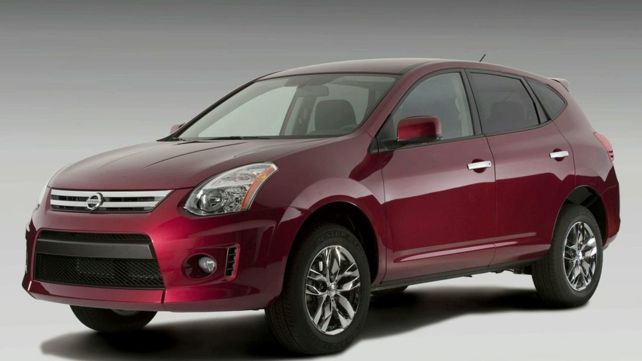 2010 Nissan Rogue Krom Edition