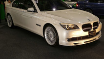BMW ALPINA B7 Bi-Turbo LWB World Debut in Tokyo [Video]