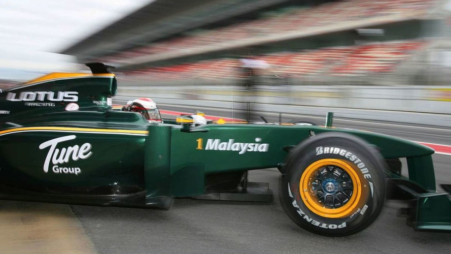 New Lotus car worse than Minardi - Kovalainen