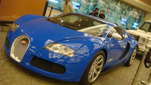 Another Bugatti Veyron special edition spotted in Dubai