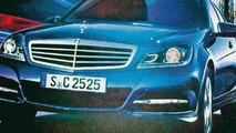 2011 Mercedes C-Class leaked?