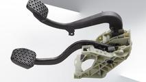 BMW lightweight pedal assembly 05.04.2011
