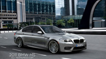 Rendered Speculation:  BMW M5 F10