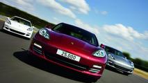 Porsche Pajun under development - report