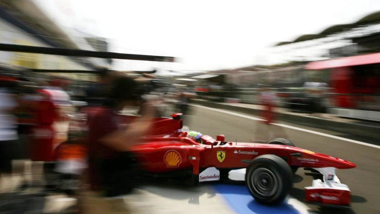Felipe Massa (BRA), Scuderia Ferrari