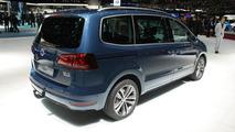 Volkswagen Sharan facelift at 2015 Geneva Motor Show