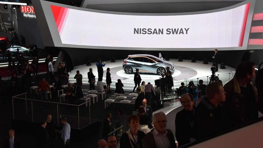 5 voitures urbaines qui seront présentes au Mondial de Paris 2016
