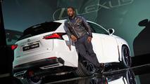Lexus NX by will.i.am revealed with wide body kit