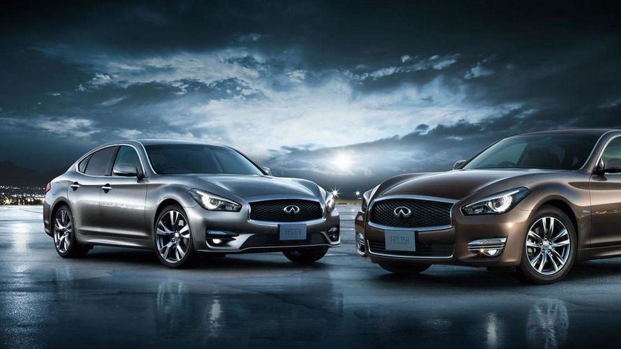 2015 Nissan Fuga unveiled in Japan