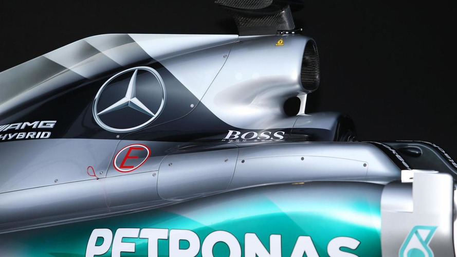 Mercedes admits F1 engines louder in 2015