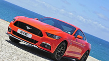 2015 Ford Mustang Euro-spec