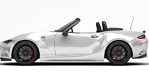 BBR previews their tuning program for the 2016 Mazda MX-5