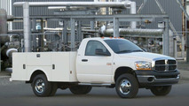 All New 2007 Dodge Ram 3500 Production Start