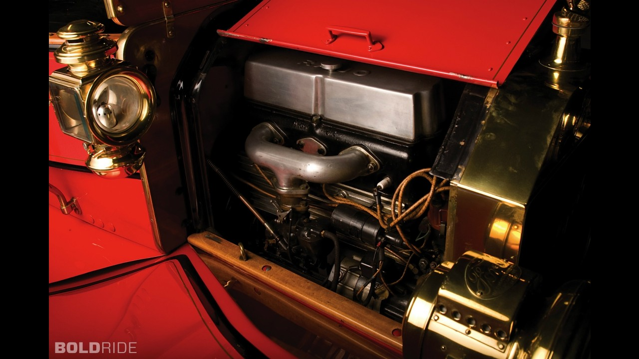 Ford Model T Torpedo Runabout