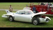 GM Firebird II Concept
