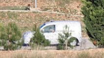 2012 Mercedes-Benz City Van first spy photos 05.12.2011