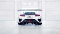 Acura NSX GT3 5