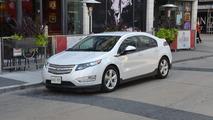 Toronto EV charging problems
