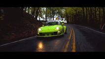 RWB short film documents Porsche 993 Philadelphia build