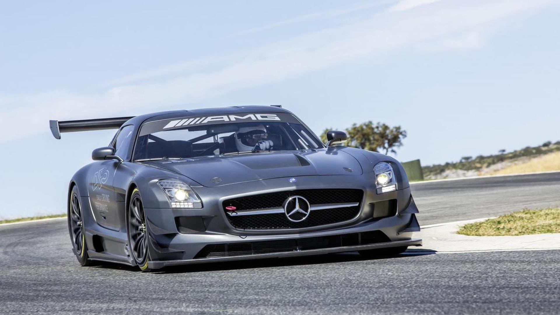 Mercedes-Benz SLS AMG Black Series to get 630 HP