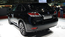 2013 Lexus RX 450h F Sport live in Geneva 06.03.2012