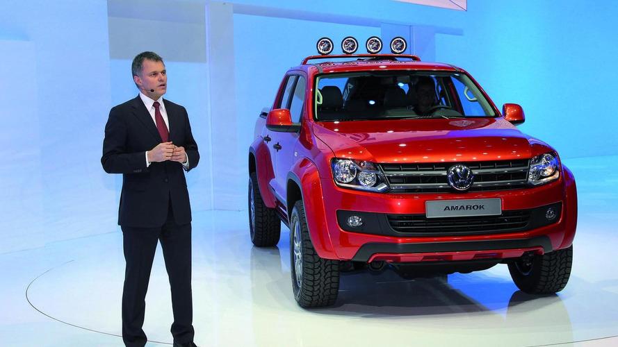 Volkswagen Amarok Canyon concept unveiled in Geneva