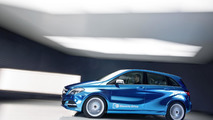 Mercedes B-Class headed to the U.S. exclusively as an EV - report
