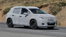 2013 Peugeot 2008 spied on video