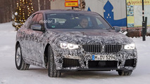 BMW 6 Series GT with M Sport Package spy photo