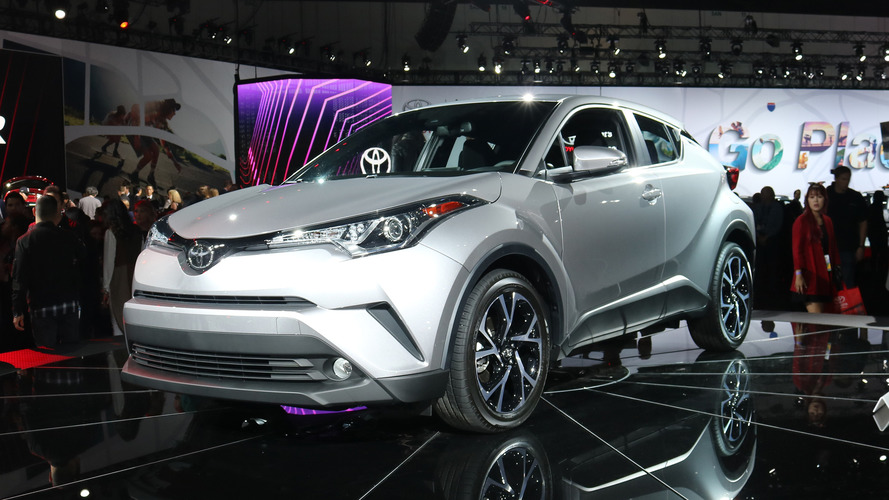 2018 Toyota C-HR is the Scion that should have been