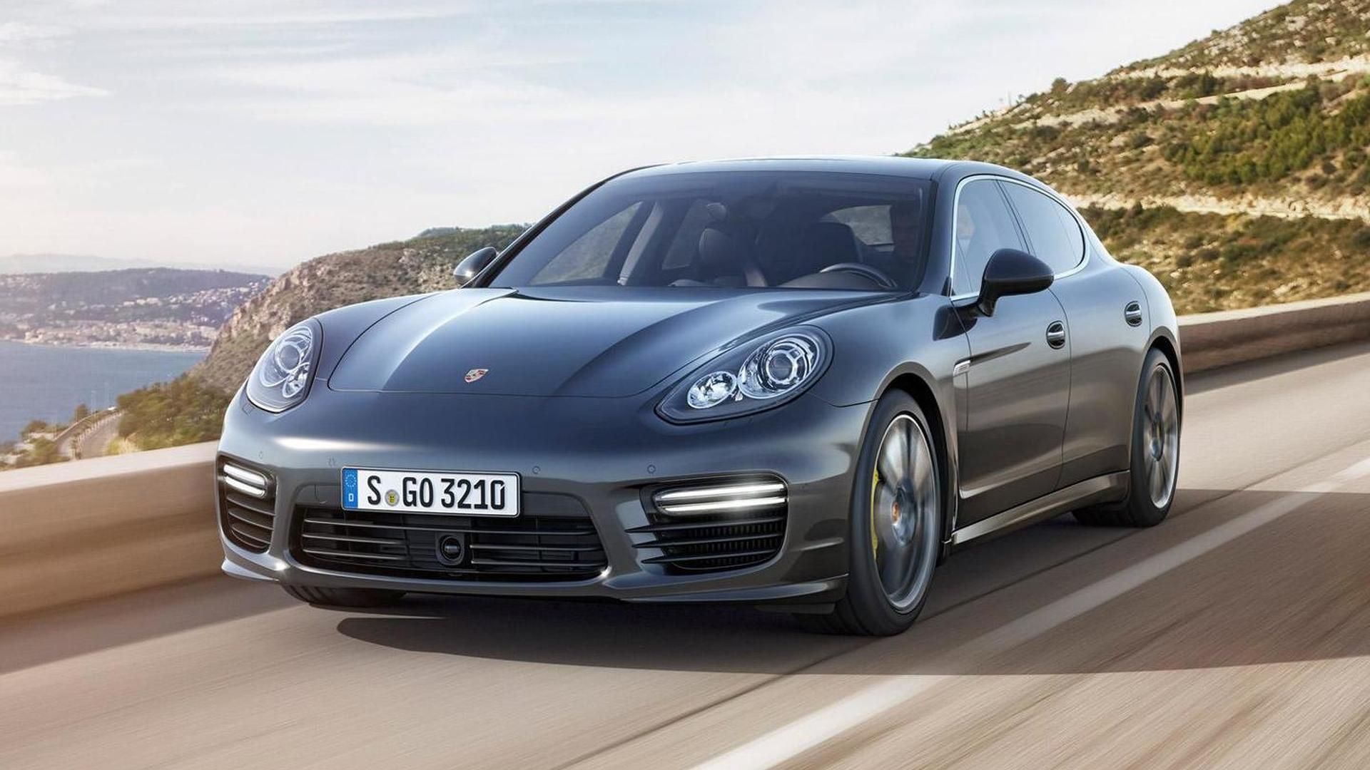 Porsche Exclusive planning an ultra-luxurious Panamera special edition
