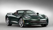 2014 Corvette Stingray Premiere Edition Convertible 26.11.2013
