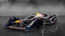 Sony unveils the Red Bull X2014 and a variety of Vision Gran Turismo concepts for Gran Turismo 6