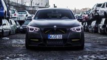 BMW M135i by Manhart upgraded to 400 HP