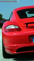 RUF 3400K Cayman Test Drive