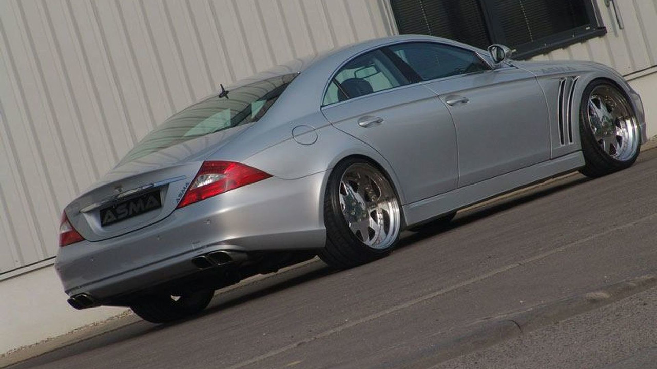 ASMA Design CLS Shark
