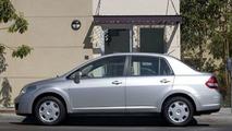 2007 Nissan Versa Hatchback and Sedan Announced