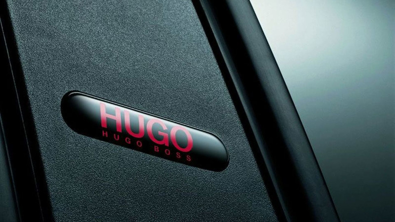 smart forfour Hugo Boss special edition